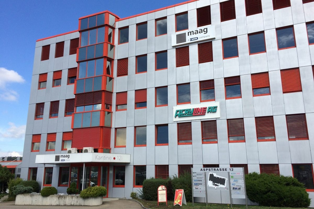 Maag fait l'acquisition de la société Ettlinger