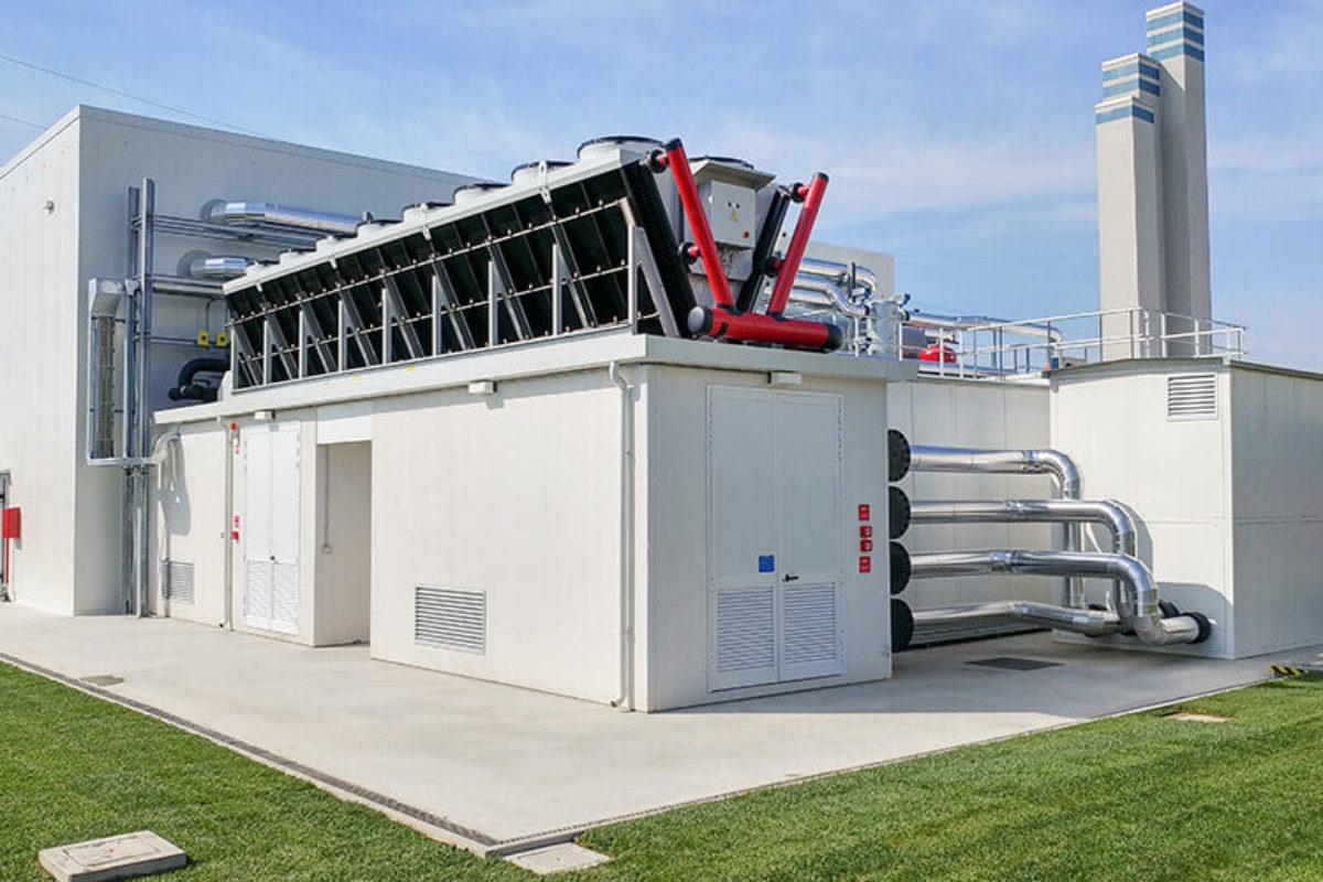 Vertiv inaugure un laboratoire innovant de test de groupe production d'eau glacée