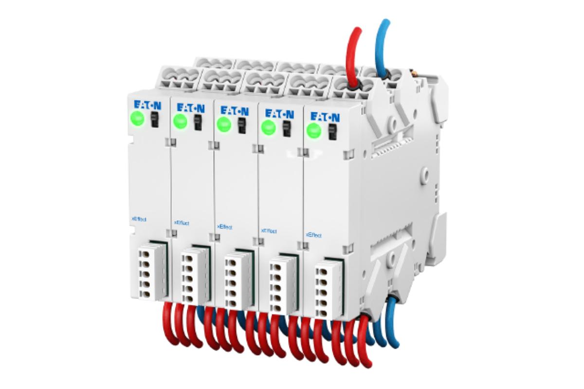 Un disjoncteur modulaire et connecté pour les circuits de commande
