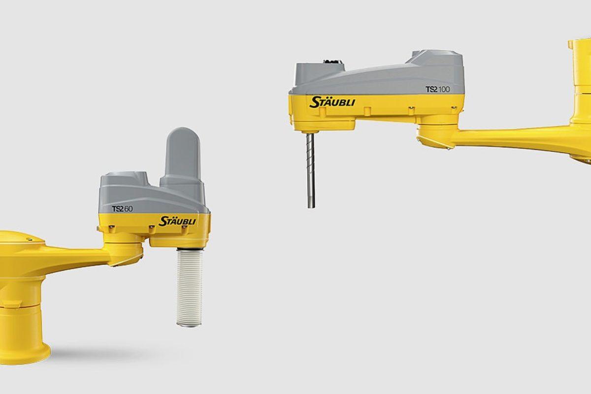 Stäubli Robotics accentue la performance de sa robotique industrielle