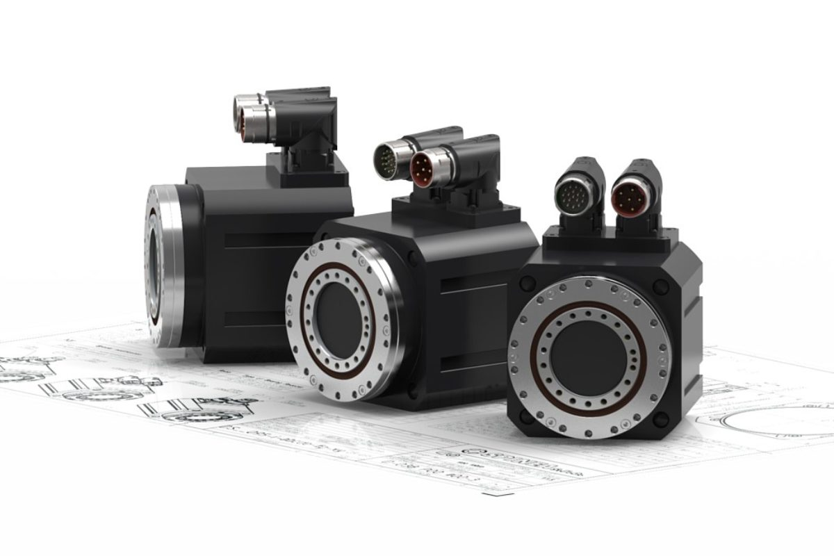 Les actionneurs modulaires compacts Spinea DriveSpin DS 095 sont là