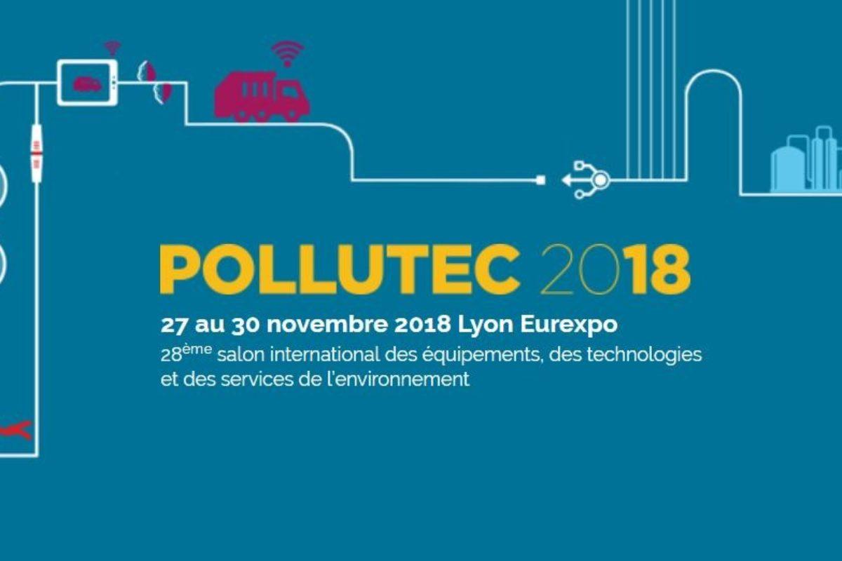 Pollutec 2018 : 40 ans d'innovations au service de l'environnement