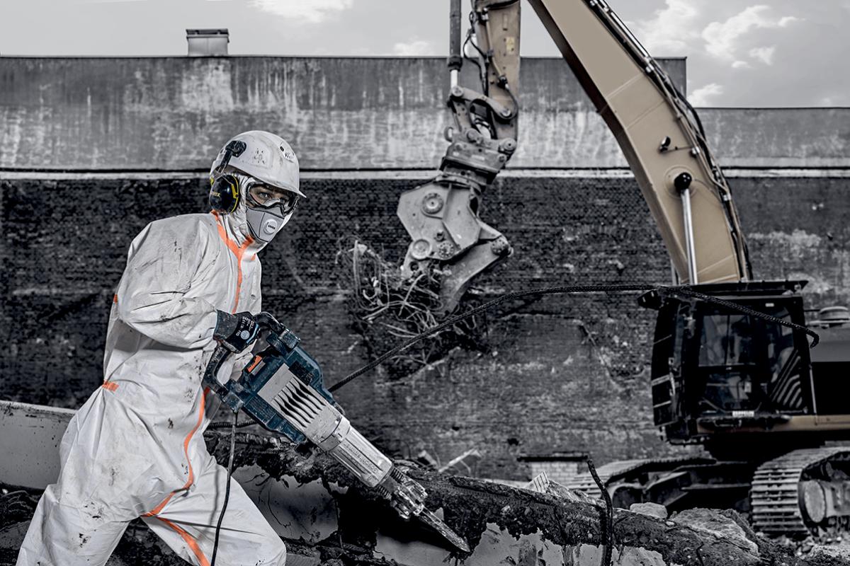 Uvex présente une nouvelle gamme de masques de protection respiratoire jetables