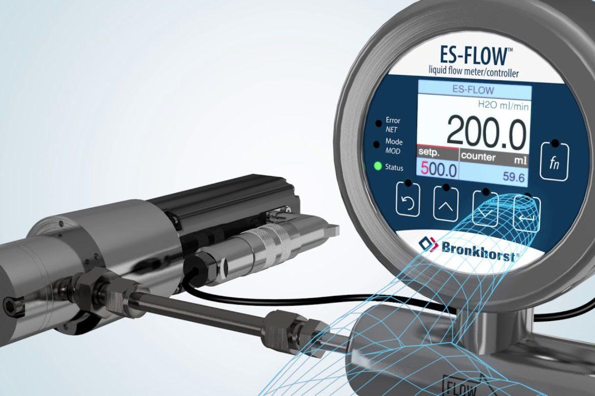Un nouveau débitmètre à ultrasons pour les très faibles débits de liquide