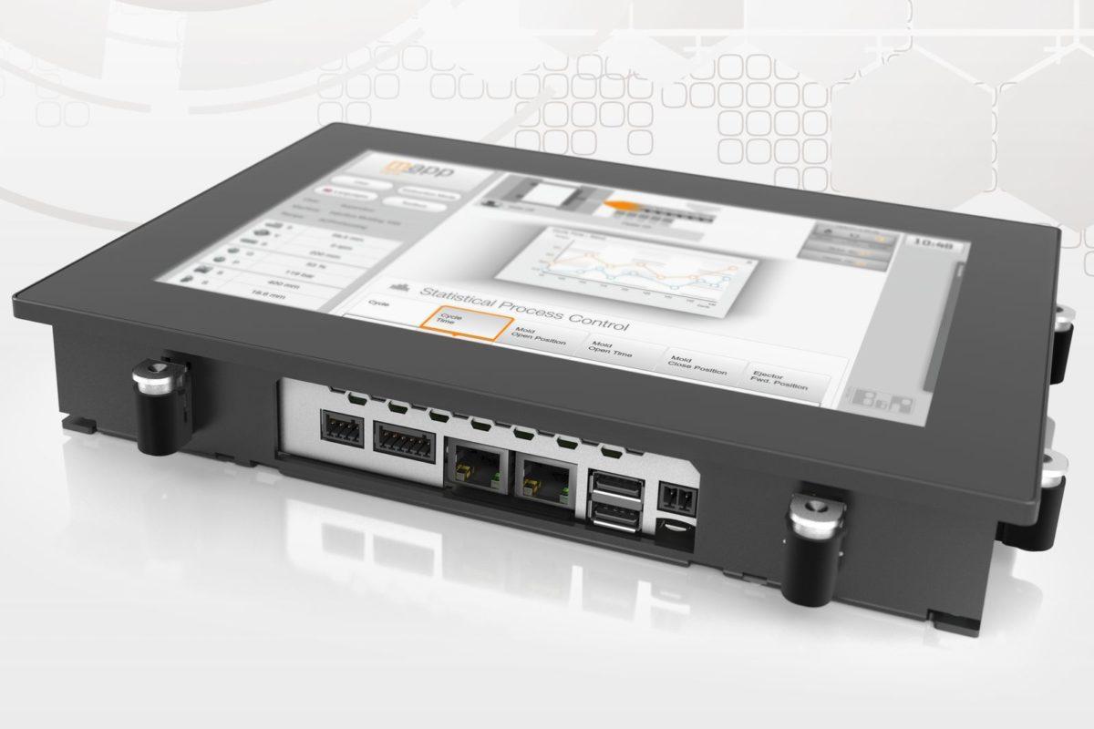 Le contrôleur d'automatisme nouvelle génération compact et tactile