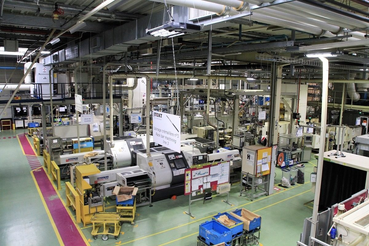 Éclairage industriel: comment l'IoT et l'électronique le rendent intelligent (et économique !)