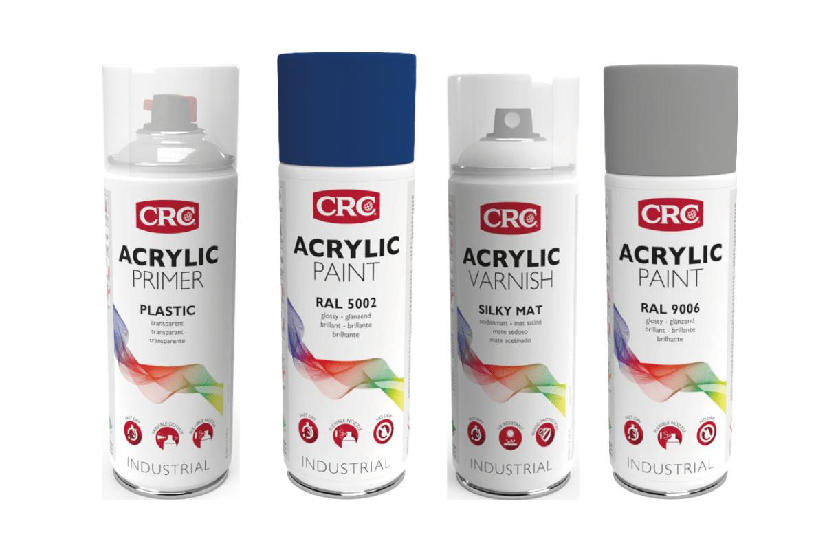 Une peinture acrylique industrielle facile d'utilisation pour une protection complète des surfaces