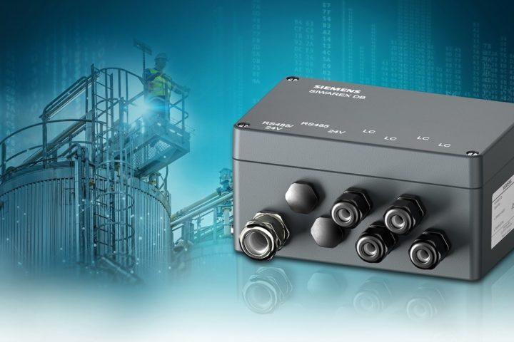 Une boîte de jonction numérique améliore l'efficacité du pesage par pesons analogiques