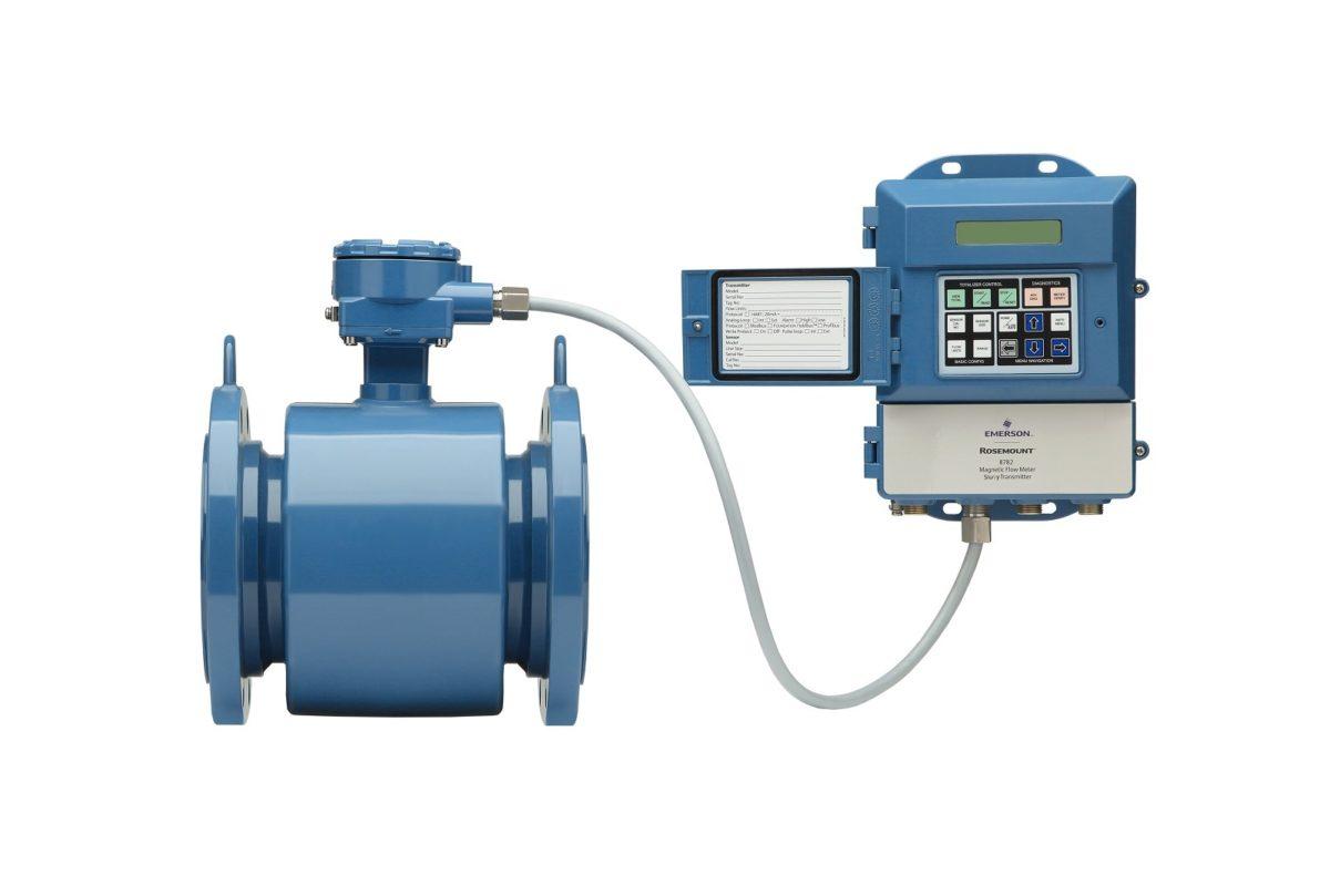 Un nouveau débitmètre pour liquides chargés qui sait réduire le bruit du signal