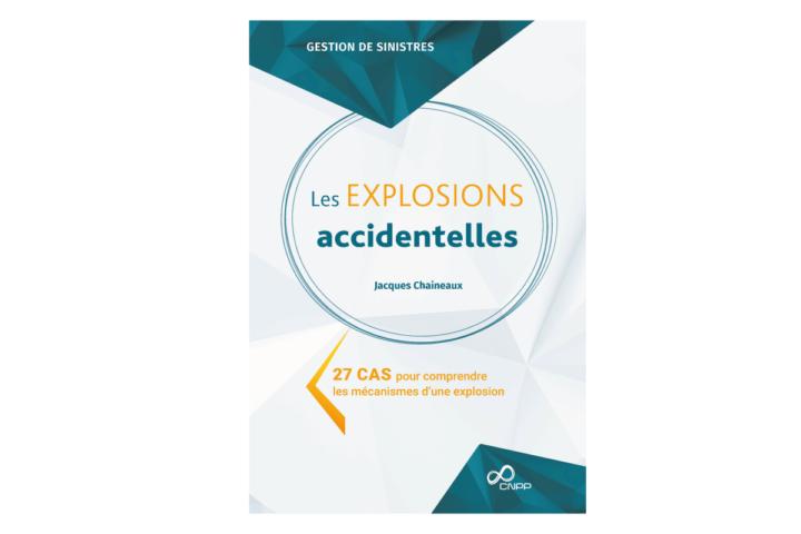 """Livre du mois: """"Les explosions accidentelles"""""""