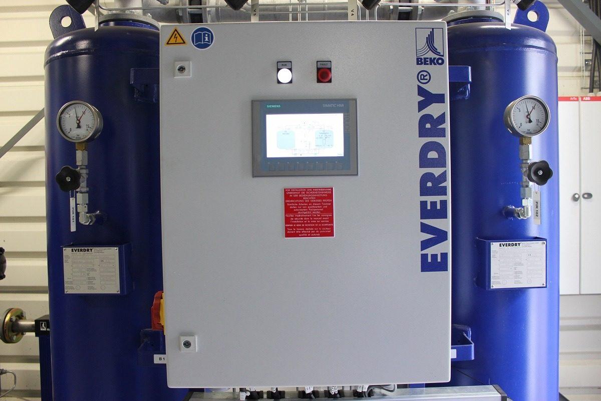 REX : air comprimé sec, exempt d'huile et de germes pour l'agroalimentaire
