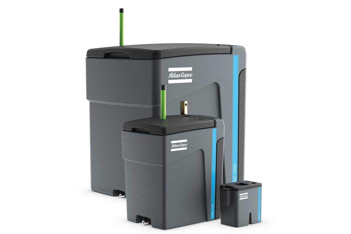 Traitement des condensats de compresseurs : nouveaux séparateurs efficaces et simples à utiliser!