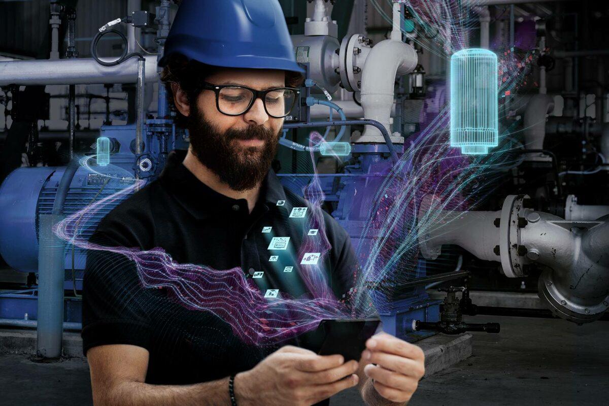 Fiabilisation: maintenance conditionnelle intelligente basée sur des capteurs IoT industriels